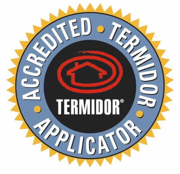 An Accredited Termidor Applicator